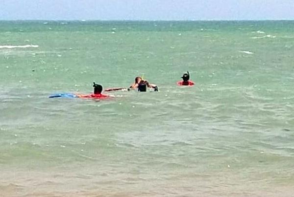Rapaz de Caruaru é encontrado boiando em praia de Tamandaré (PE)