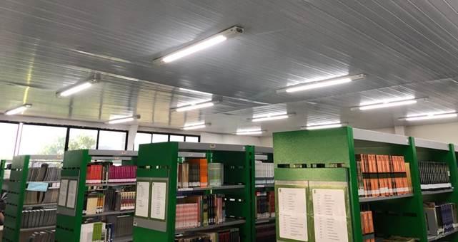 CELPE substitui mais de 2 mil lâmpadas ineficientes por LED no IFPE de Vitória de Santo Antão