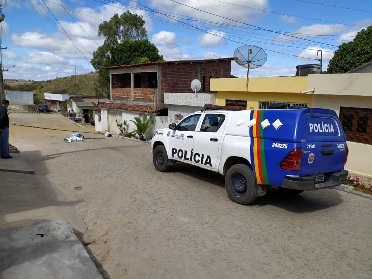 Garanhuns: Homem assassinado a tiros no bairro Aluísio Pinto