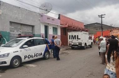 Homem morto quanto pintava casa em Tacaimbó