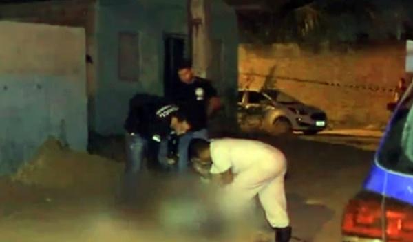 Rapaz executado a tiros em Barra de Jangada