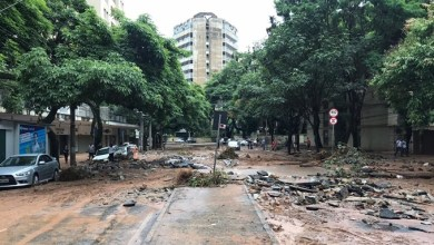 Photo of Belo Horizonte é novamente castigada por temporal
