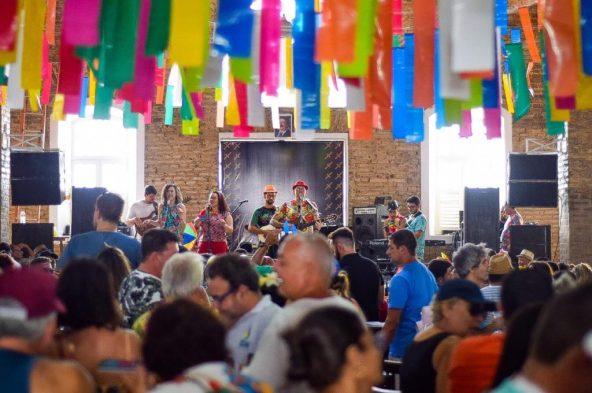 Gravatá: Mercado Cultural lota neste carnaval