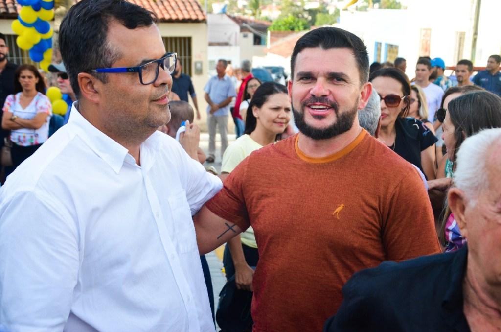 Zé Mário uma liderança ao lado de Joaquim Neto