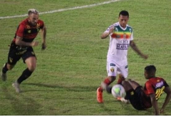 Derrota: Sport Club do Recife é eliminado da Copa do Brasil