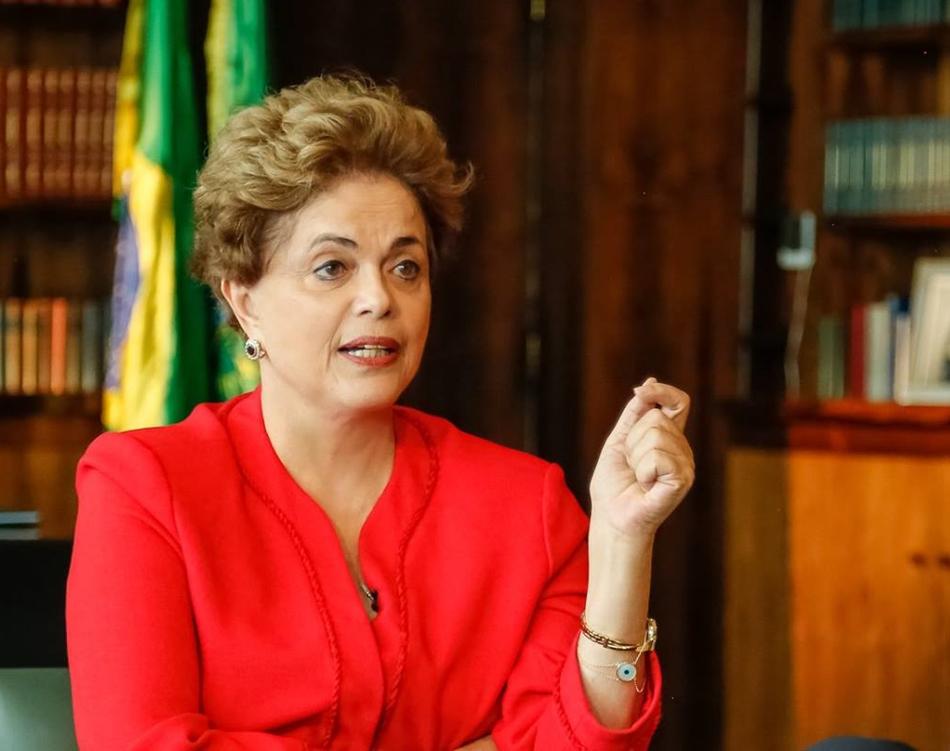 Ex-presidente Dilma ocupará posição de destaque em fundação ligada ao PT