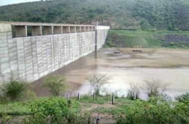 Barragem de Jucazinho já acumula 21% de sua capacidade