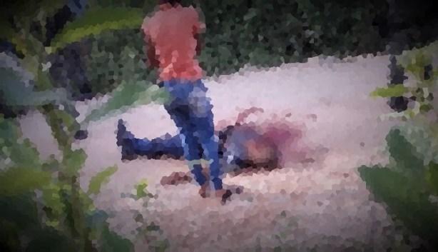 Catende: Homem assassinado no Alto da Jaqueira