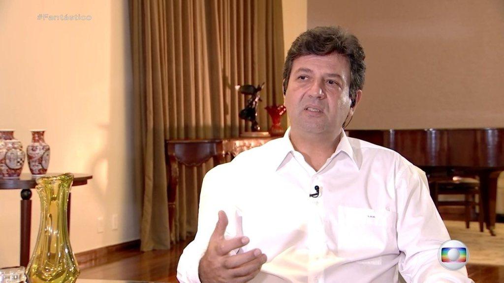 Bolsonaristas já começaram a pedir a cabeça de Mandetta após entrevista ao Fantástico