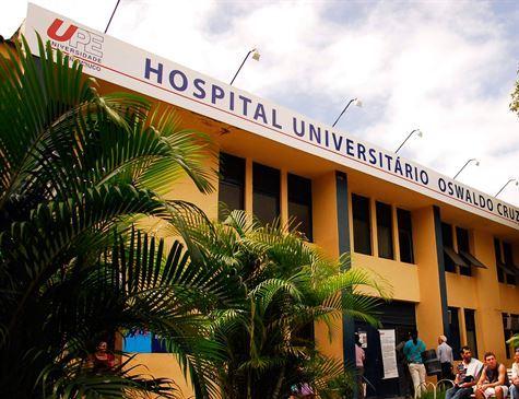 Hospital Oswaldo Cruz alcança marca de 1000 pacientes curados da COVID-19