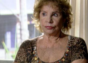 Apresentadora do SBT, Ana Paula Renault, disse que foi abandonada pelo marido