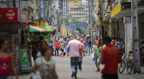 Comércio do Brasil e de Pernambuco tem alta em junho