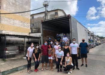Campanha Todos Juntos arrecada donativos para famílias da Mata Sul