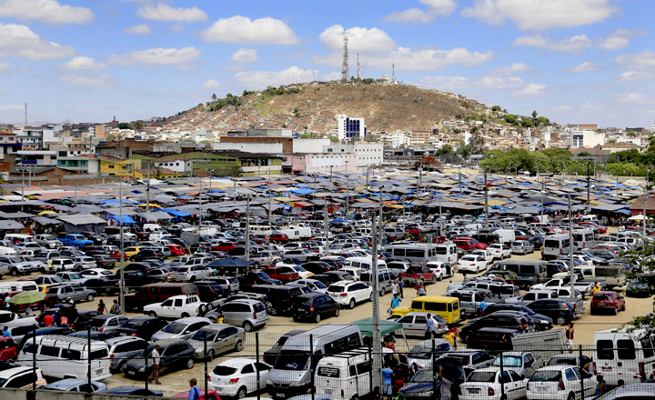 PM reforça fiscalização nos acesso a feira da sulanca em Caruaru