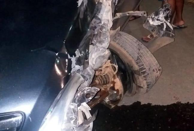 Vitória de Santo Antão: Homem morre em acidente na Avenida Henrique de Holana