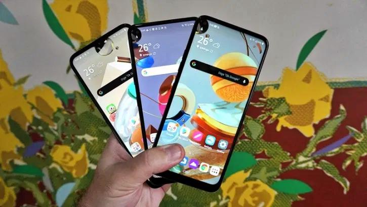 LG lança mais três celulares no Brasil