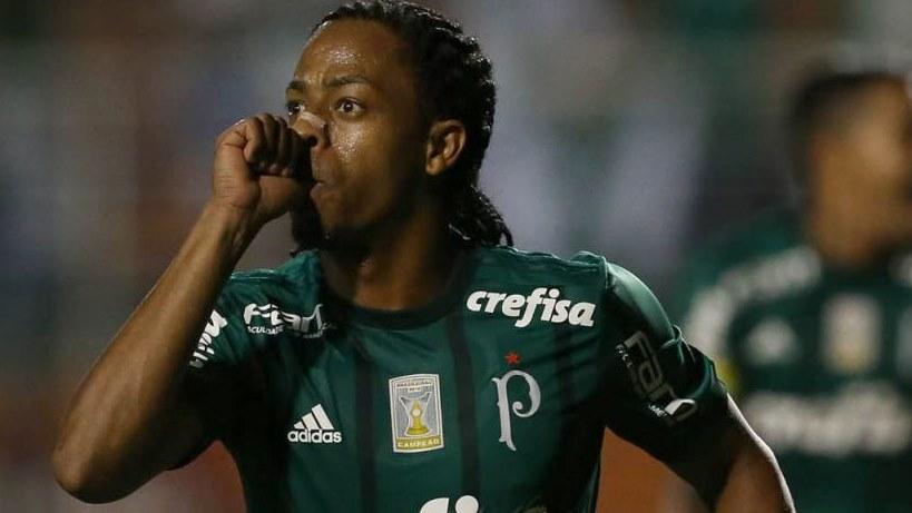 Keno, ex-jogador do Palmeiras, é o novo contrato do Atlético de MG