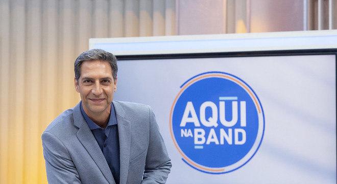 Jornalista Luiz Ernesto Lacombe pede demissão da BAND