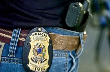 Polícia Civil realiza operação Dubai em Carpina (PE)