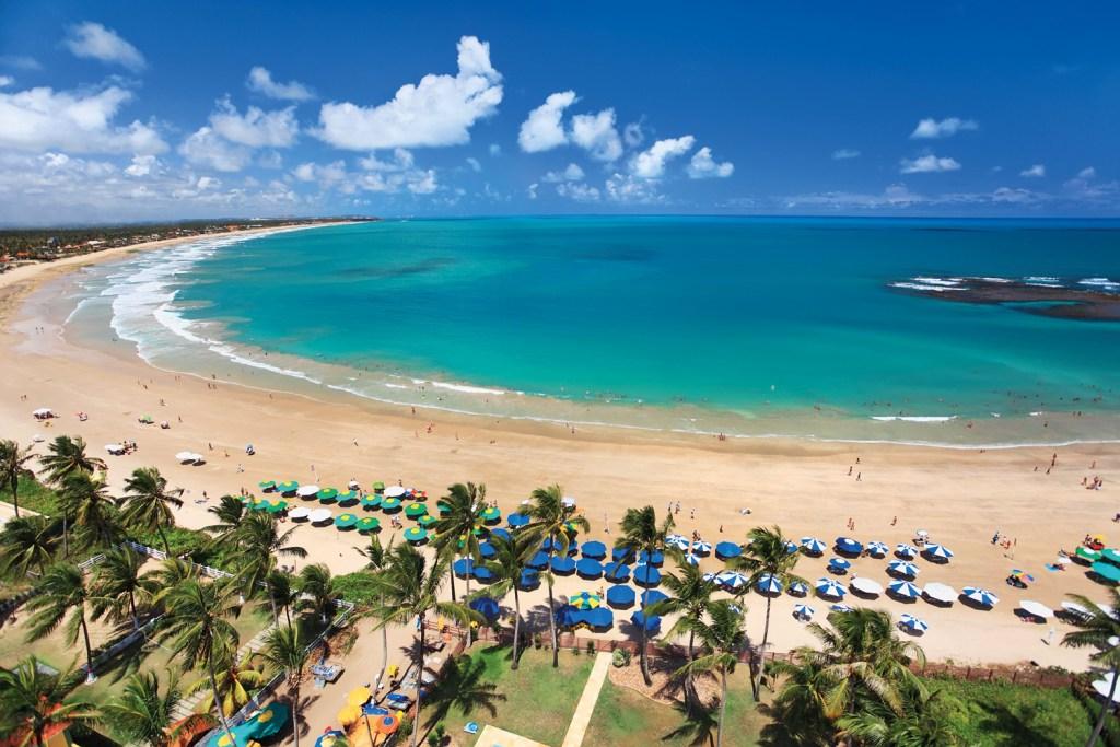 Praias do litoral de Pernambuco são liberadas para banhistas