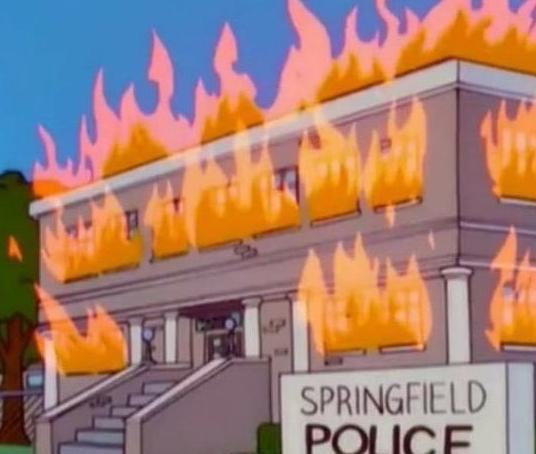 Os Simpsons teriam previsto manifestações e outros atos nos Estados Unidos; veja