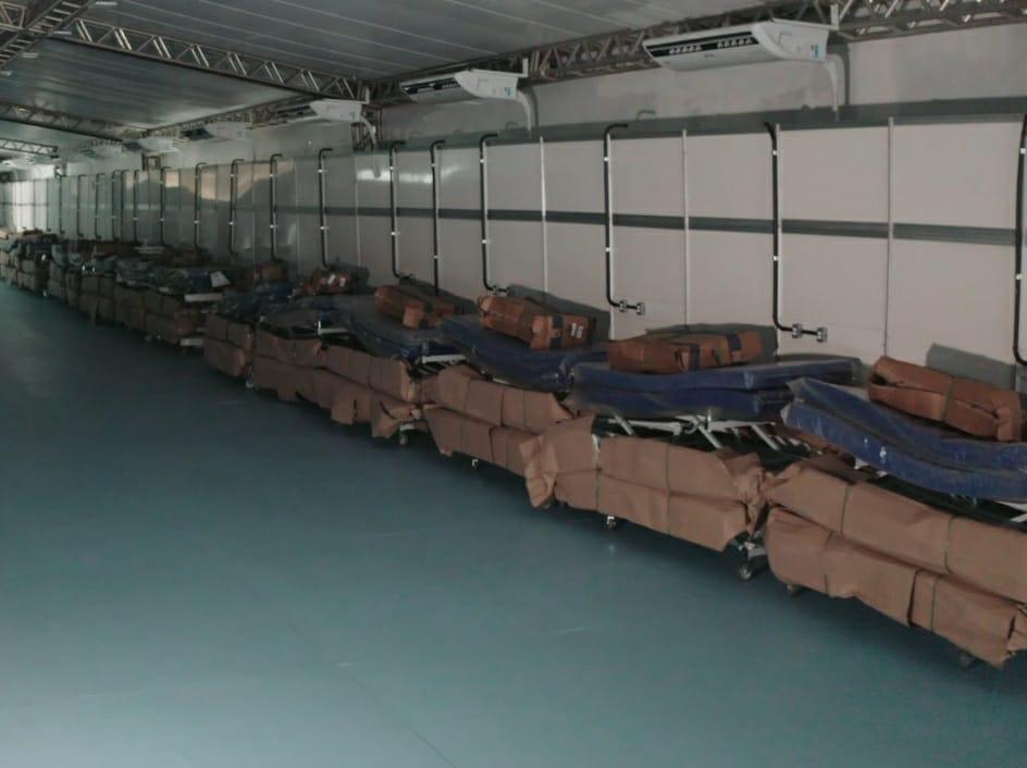 Governo de Pernambuco reforça saúde de Petrolina diante a pandemia da COVID-19