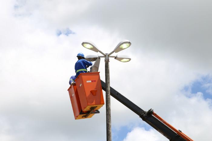 Paulista é a primeira cidade do Nordeste a receber sistema de iluminação de LED em projeto de segurança pública