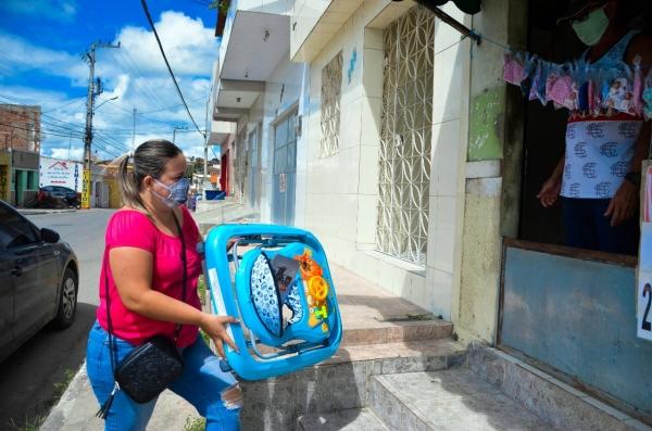 Gravatá: Daniela Roriz ajuda família com criança especial