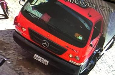 Caminhoneiro de Passira (PE) tem veículo roubado na BR-232