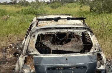 Corpo de homem encontrado carbonizado na região agreste de Pernambuco