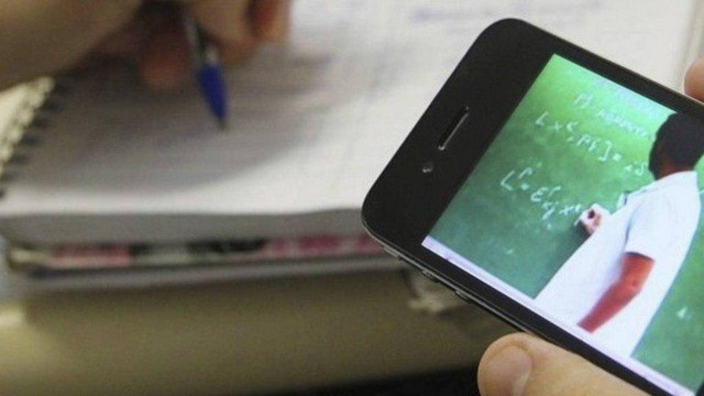 Muitos alunos não estão assistindo aulas virtuais por puro desinteresse ou falta de internet