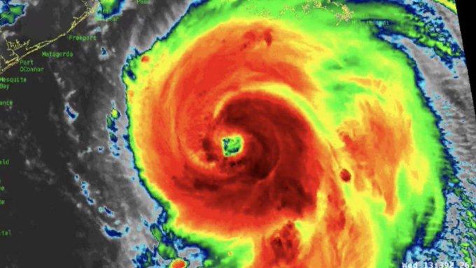 ALERTA: Furacão Laura ameaça sul dos EUA com ventos de 225 km/h