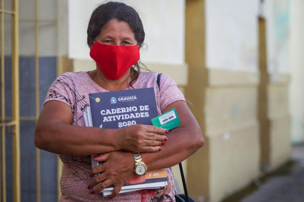 Gravatá: Segunda parcela dos cartões do Bolsa Merenda será paga no dia 10 de setembro
