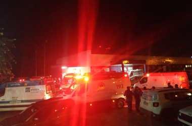Cinco pessoas mortas e 12 feridas em domingo sangrento em Ipojuca (PE)