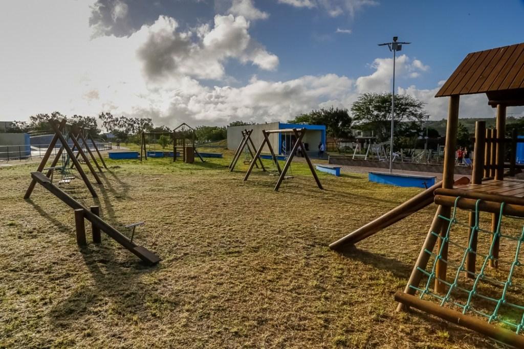 Gravatá: Veja como ficou lindo o Parque da Cidade