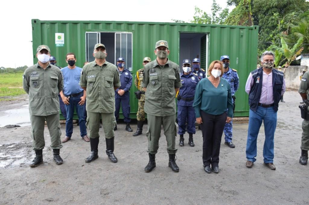 Camaragibe: PM se aproxima da comunidade para deixar Aldeia mais segura