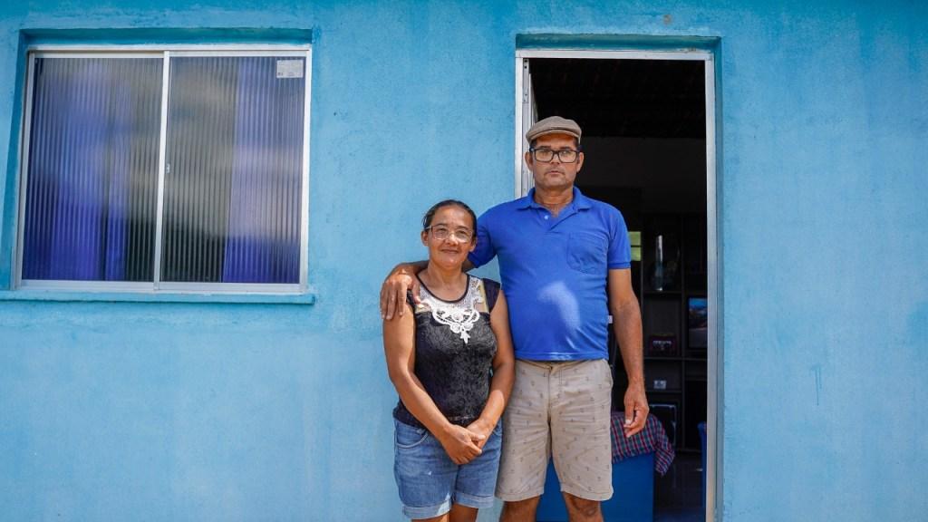 Prefeitura conclui construção das 134 casas na zona rural de Chã Grande