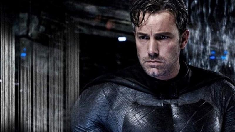 Ben Affleck fará papel de Batman no novo filme de The Flash