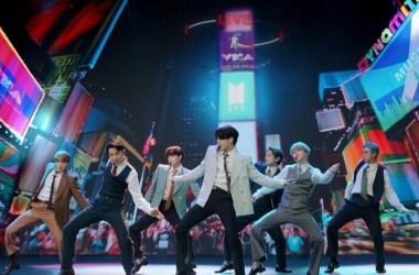 BTS é o primeiro grupo sul-coreano a entrar para a Billboard Hot 100
