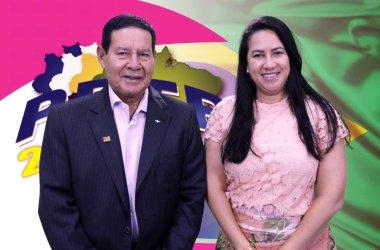 Mourão apoia Missionária Savana à Prefeitura de São Lourenço