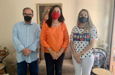 Pedro Eurico dá apoio integral à chapa feminina em Goiana