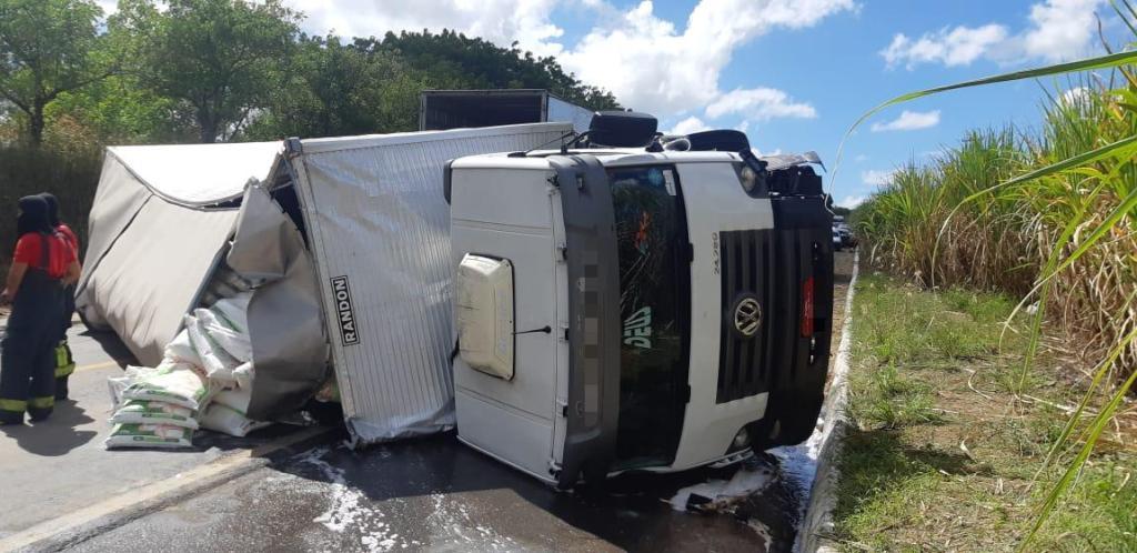 Motorista morrem em terrível acidente registrado em Aliança (PE)