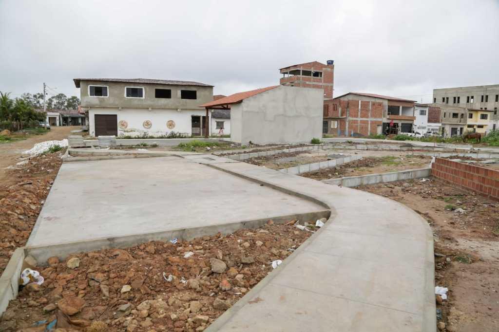 Área Verde será contemplada com Academia da Saúde