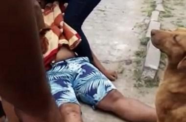Motivado por ciúmes, vizinho mata comerciante com tiro de espingarda