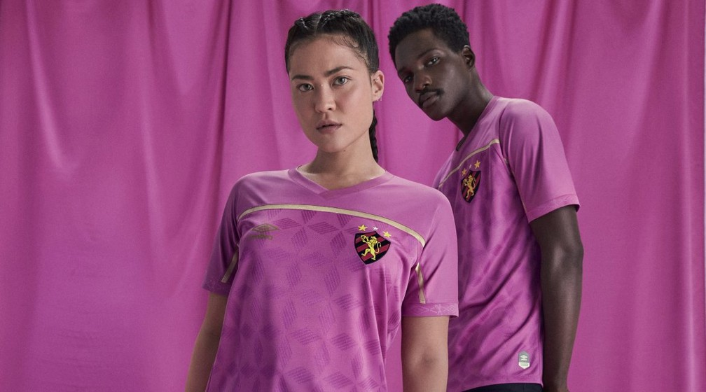 Sport Clube Recife lança camisa em homenagem ao Outubro Rosa