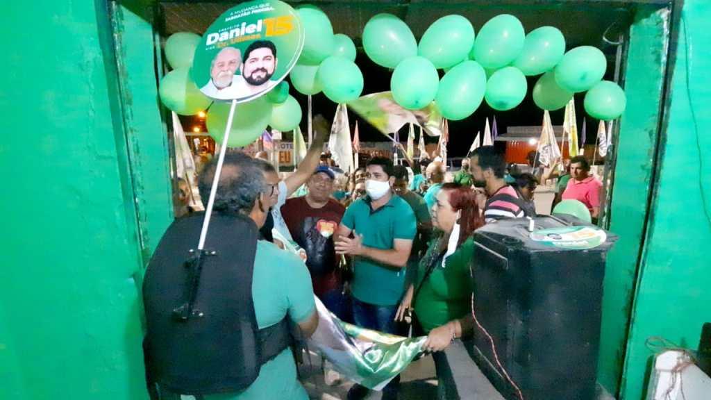 Jaboatão: De partida de futebol à feiras, Daniel Alves (MDB) cumpre extensa agenda de campanha no fim de semana