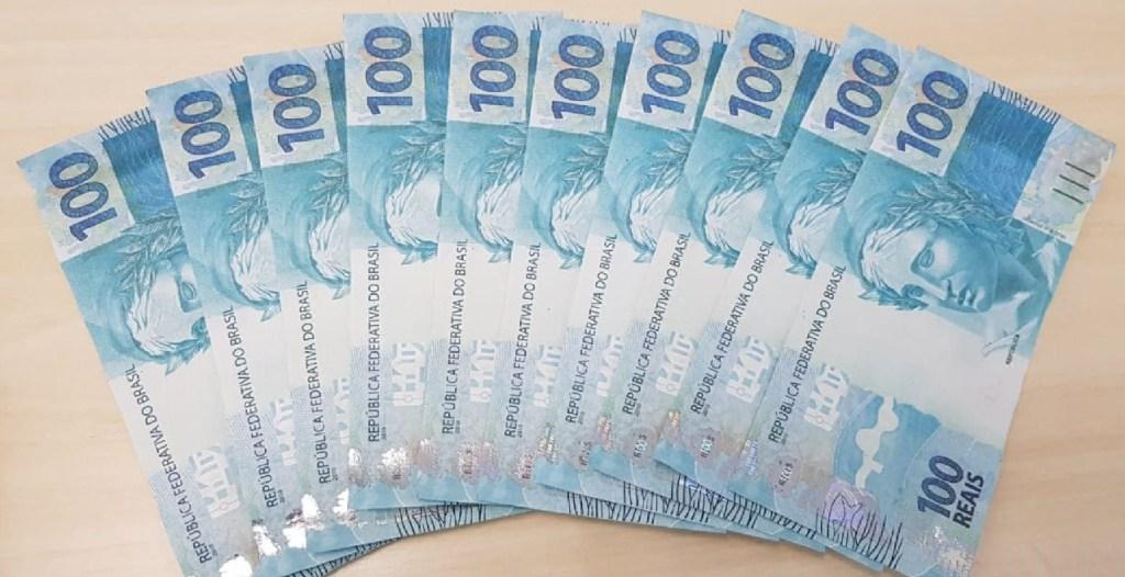 Preso em Recife homem com 2 mil reais em notas falsas retiradas pelos Correios