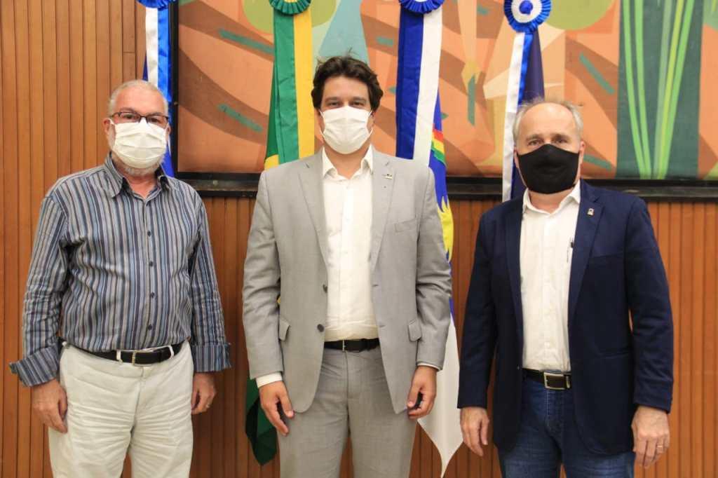 Secti e UFRPE juntas no desenvolvimento de Pernambuco