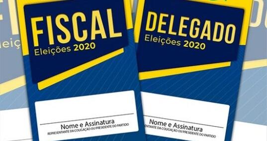 Veja como será fiscalizada a eleição 2020 e a atuação dos fiscais e delegados
