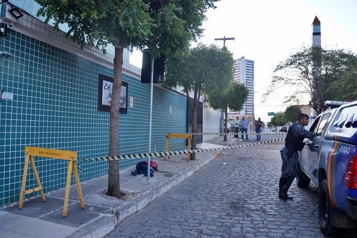 Caruaru: Andarilho covardemente esfaqueado até a morte por adolescente, que foi apreendido